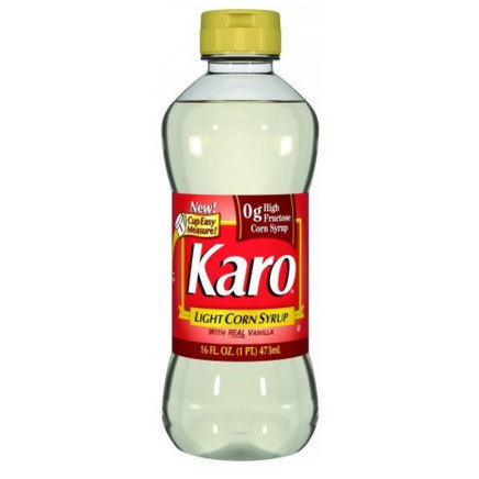 Karo Light Corn Syrup (Mais Siroop) 473ml