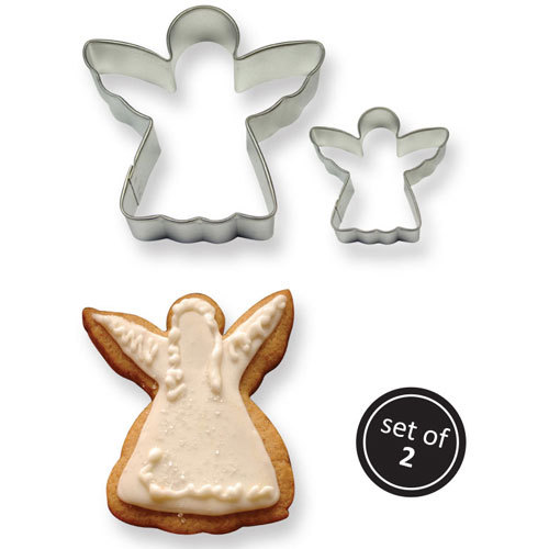 PME Cookie Cutter Angel set/2