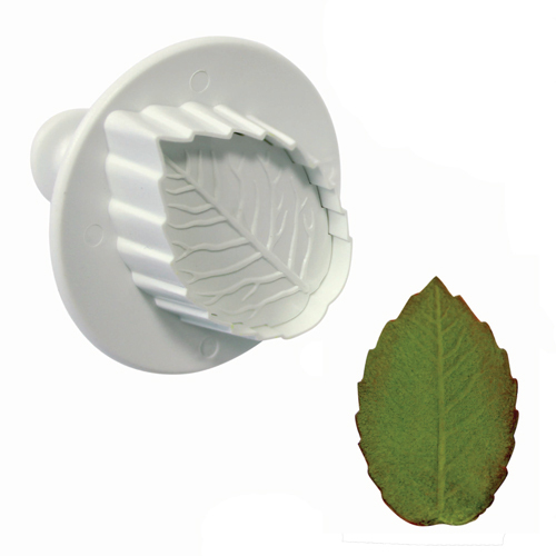 PME Rose leaf plunger cutter LARGE