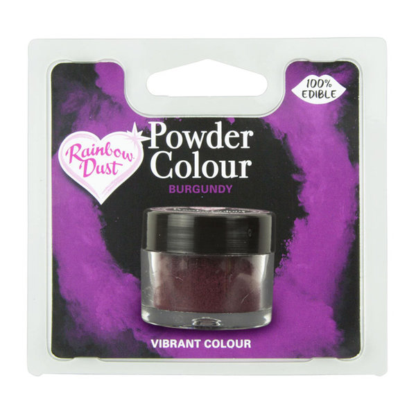 RD Powder Colour - Burgundy