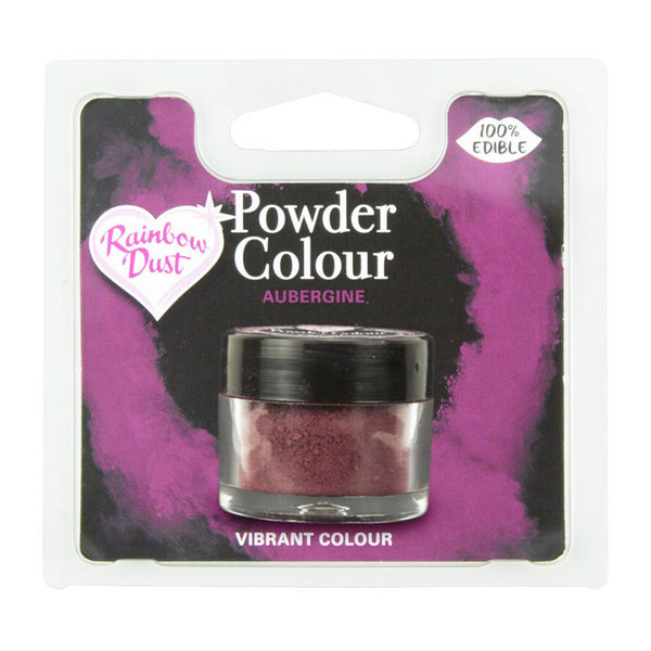RD Powder Colour - Aubergine