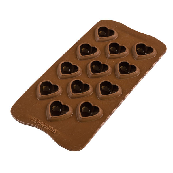 Silikomart Chocolate Mould (mold) My Love