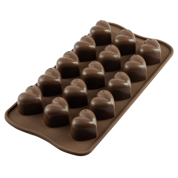Silikomart Chocolate Mould (mold) Monamour
