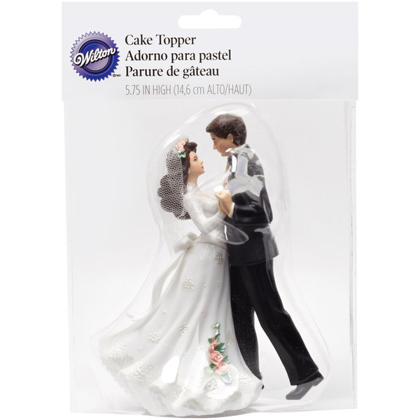 Wilton First Dance with Black Tux Figurine