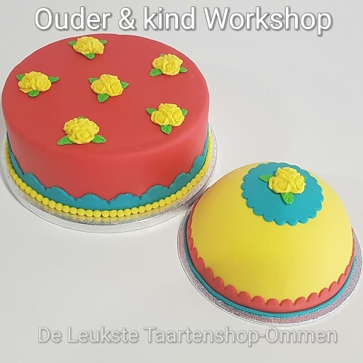 Ouder en kind workshop € 49,50 11 april 2020