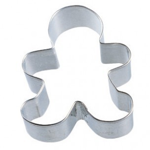Wilton Cookie Cutter Gingerbreadman 7,5cm